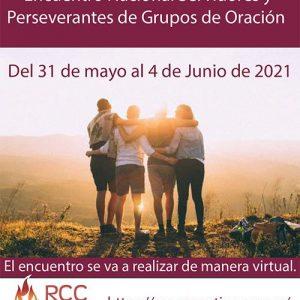 OFRENDA VOLUNTARIA AR$300. Encuentro Nacional Servidores y Perseverantes de Grupos de Oración
